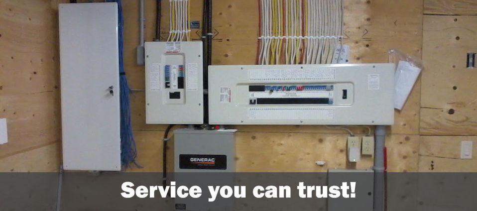 service you can trust electrical box