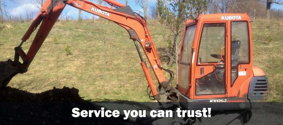 Service you can trust!
